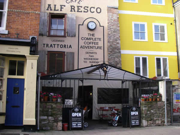 Cafe Alf Resco