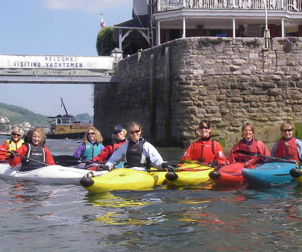 Ladies Paddling Group
